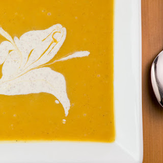 Butternut Chai Soup