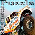 Puzzle Monster Truck 1 icon
