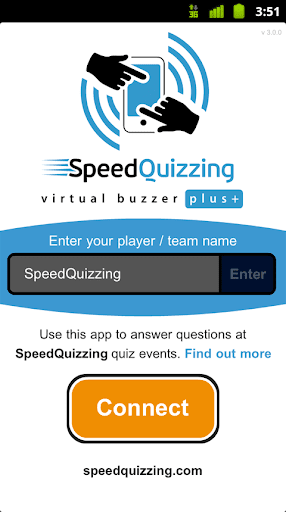 SpeedQuizzing Virtual Buzzer
