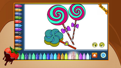 Coloring Book Chocolates 1.6.0 screenshots 8