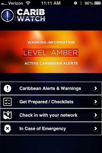 CaribWatch Caribbean Alerts