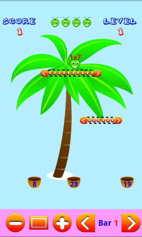 Kids Fruit Factory- screenshot