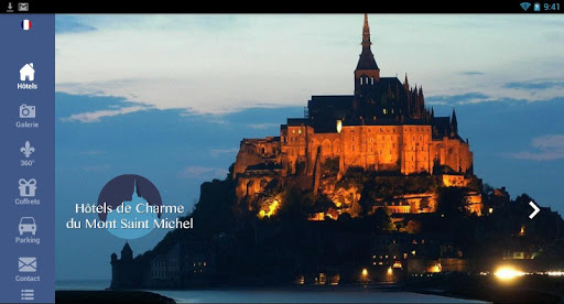 【免費旅遊App】Mont Saint Michel-APP點子