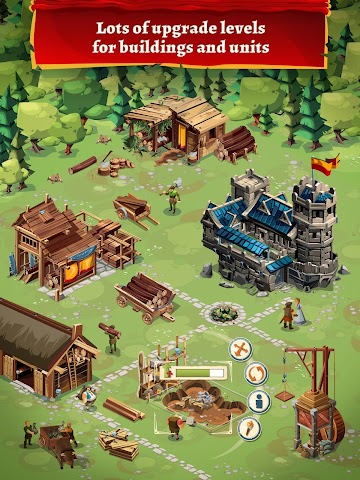 android Empire: Four Kingdoms Screenshot 2