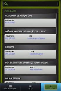 Infraero Voos Online - screenshot thumbnail