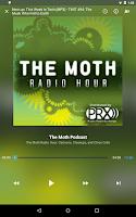 Screenshot of DoggCatcher Podcast Player