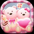 '友爱小熊'手机主题——畅游桌面 icon