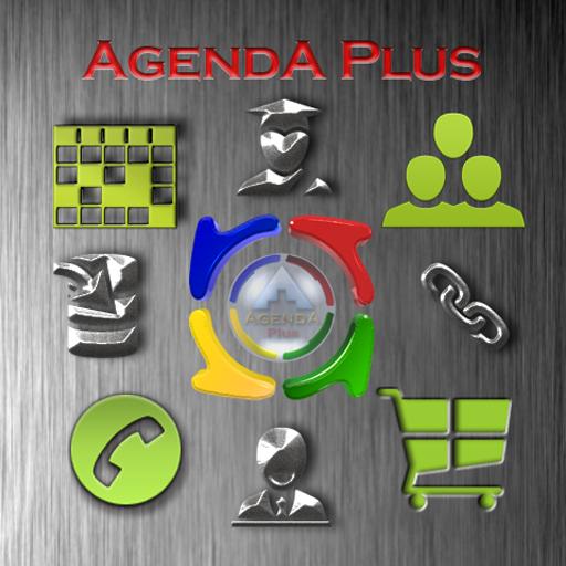 Agenda Plus 行事历, 时间表和日程 LOGO-APP點子