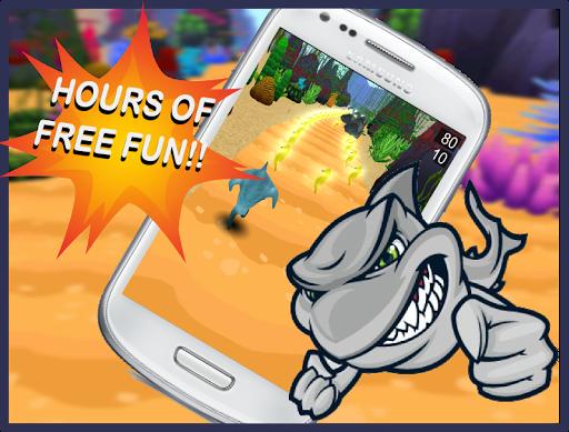 Shark Run 3D: Feeding Frenzy