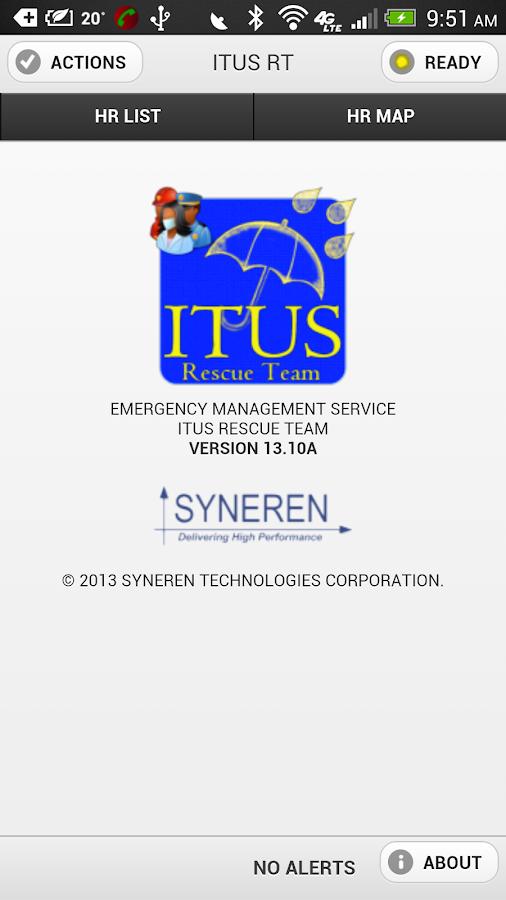 ITUS - screenshot