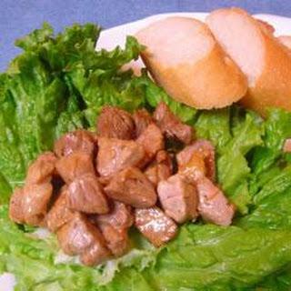Mediterranean Pork Medallions Recipe