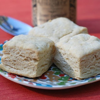 Southern-Style Vegan Biscuits.