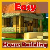 Build Minecraft House Easy