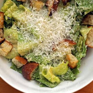 Ferran Adrià's Caesar Salad