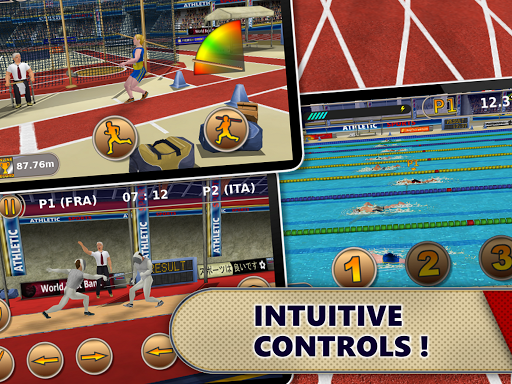 Athletics: Summer Sports Free 1.7 screenshots 15