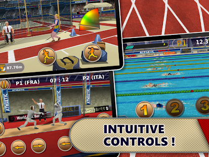 Athletics: Summer Sports Free - screenshot thumbnail