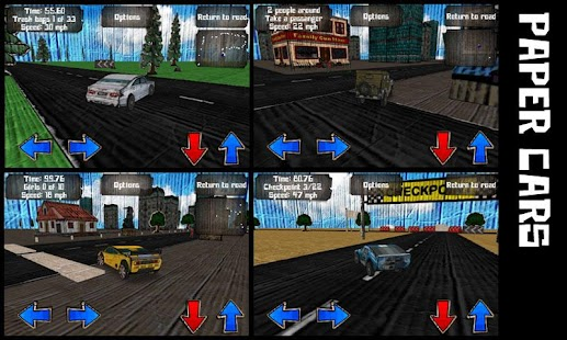 Paper Cars BETA- screenshot thumbnail