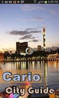 Screenshot of Cairo CityGuide
