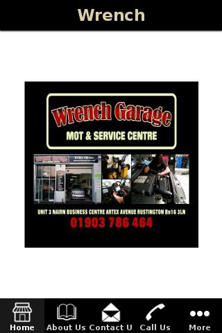 Wrench Garage Services 玩商業App免費 玩APPs