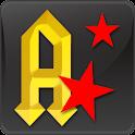 AndRockアプリサーチ logo