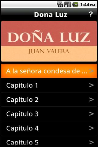 Doña Luz - screenshot
