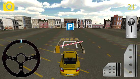 Speed Car Parking 3D