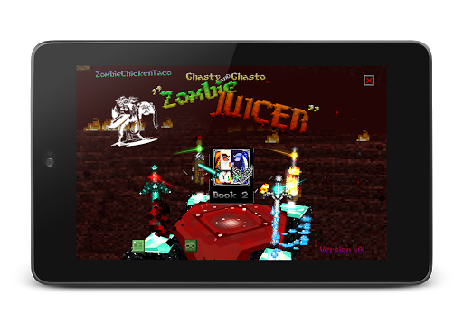 GhastyGhasto Zombie Juicer