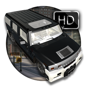 Hummer Car Parking for PC and MAC