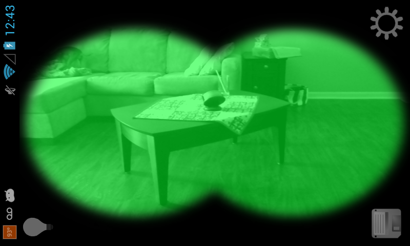 Night Vision - screenshot