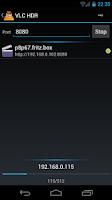 Screenshot of VLC HD Remote (+ Stream)