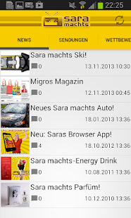 Sara machts - screenshot thumbnail