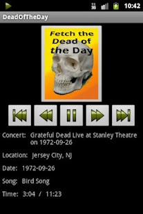 Dead of the Day- screenshot thumbnail