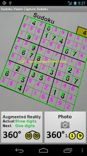 Sudoku Vision- screenshot thumbnail
