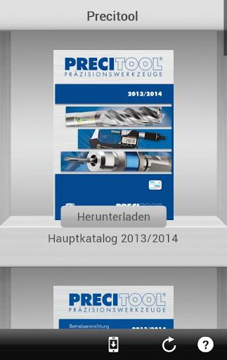 PRECITOOL Katalog App