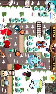 히어로 비긴스 디펜스- screenshot thumbnail