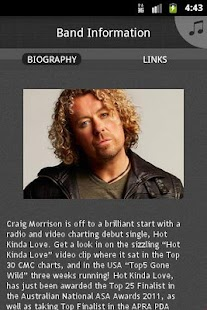 Craig Morrison - screenshot thumbnail