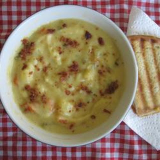 Garden Cheese Soup