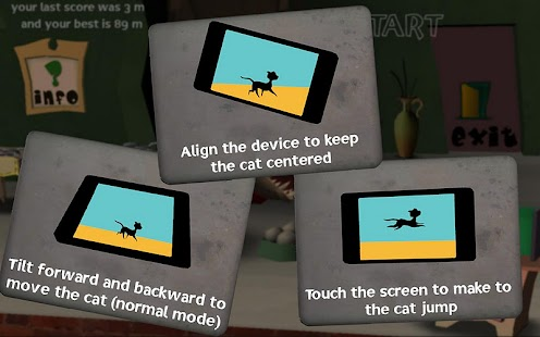 Cat Escape- screenshot thumbnail