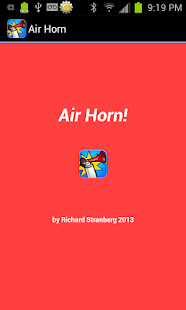 Song Of The Day - Song Of The Day!: An Air Horn Christmas...