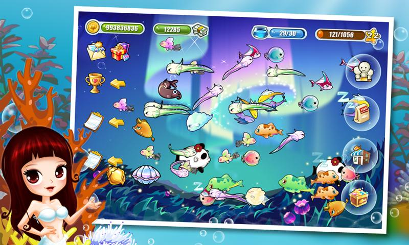 HappyFish - screenshot