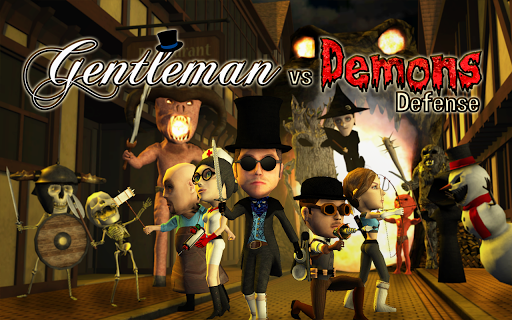 Gentleman vs Demons Defense