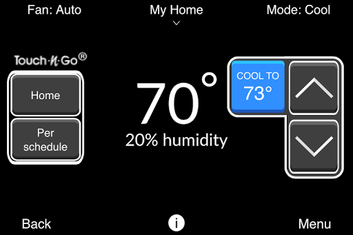 Bryant® Housewise™ Thermostat
