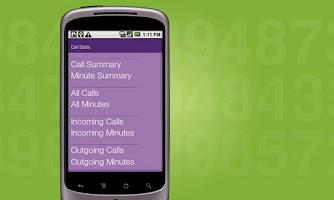 Screenshot of StatDroid