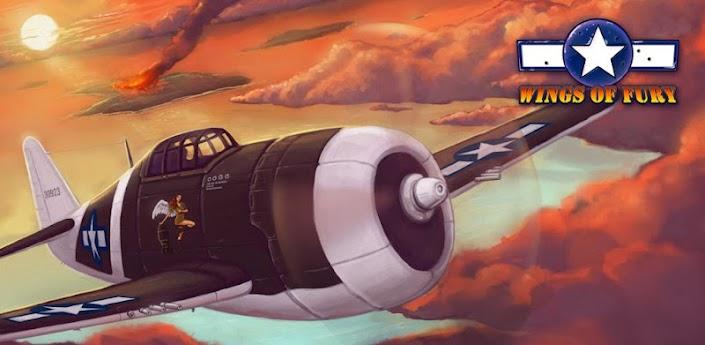 Wings of Fury - Naval Assault apk