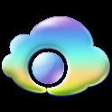 泡泡云 logo