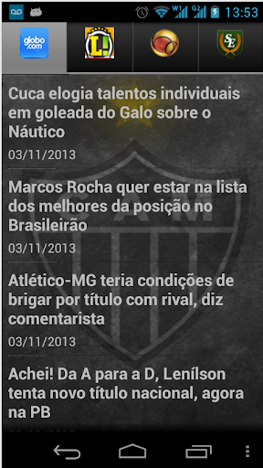 iGalao - Atlético Mineiro Galo