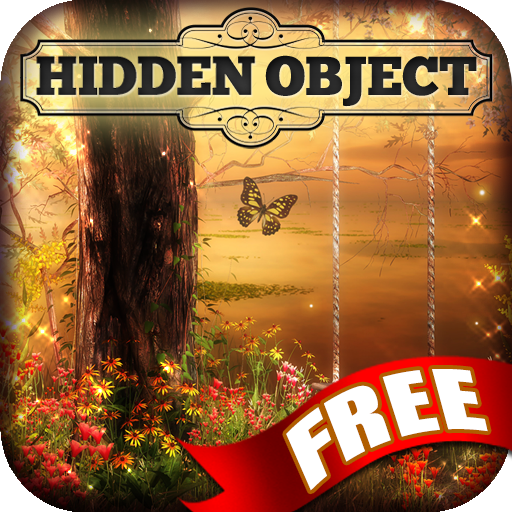Hidden Object - Fantasy Forest