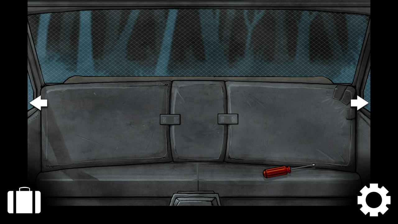 Escape The Car- screenshot