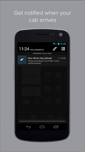 Flywheel - The Taxi App - screenshot thumbnail