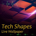 TechShapes Live Wallpaper icon